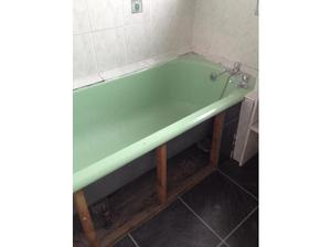 s cast iron bath in Liverpool
