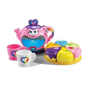 Musical Rainbow Tea Party - Leapfrog - 10 Piece Set That