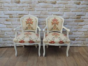 Pair of French style chairs (Delivery)