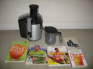 breville juice fountain instruction booklet