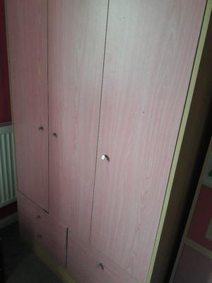 Pink malibu wardrobe
