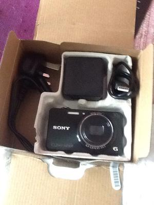 SONY DSC WX200 DIGITAL COMPACT CAMERA WITH WI FI BLACK
