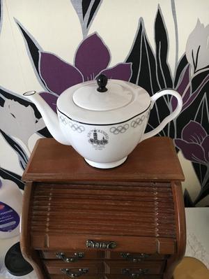 Wedgewood China teapot