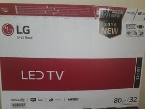 32 inch lg lcd tv brand new packed in the box with remote control