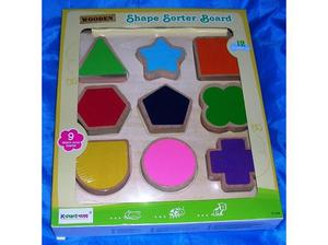CHILDREN'S WOODEN PUZZLES - NEW AND BOXED in Milton Keynes
