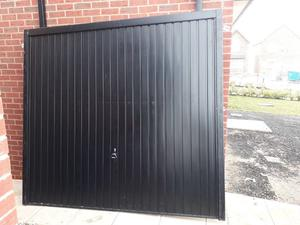 New Garage door (removed from new build for conversion)!