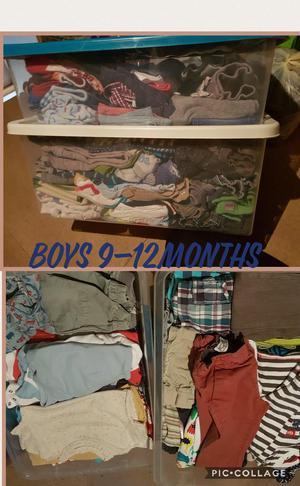 Boys 9-12months huge bundle