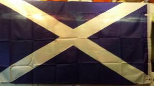 Brand New St Andrew's Flag