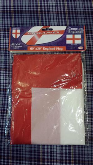 Brand New St George's Flag