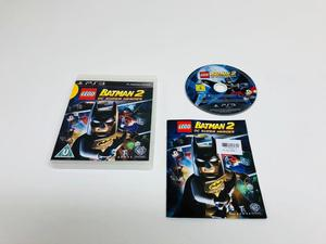 LEGO BATMAN 2 DC SUPER HEROES PS3 GAME