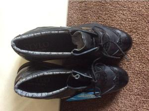 NEW BLACK STYLO GOLF SHOES FOR SALE in Newport