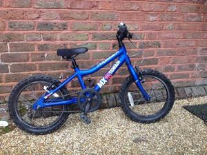 Ridgeback MX16 Terrain bike