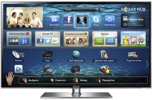 Samsung 40 Inch Full HD 3D LED Smart Wi-Fi Internet TV