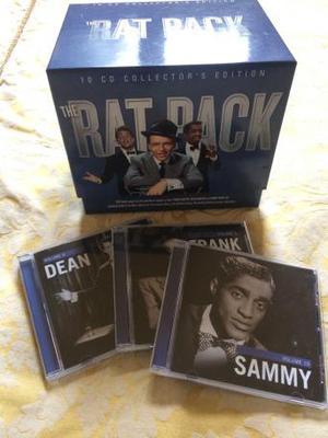 The Ratpack cd box set