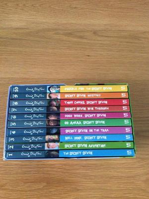 The Secret Seven box set
