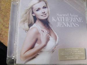 kaqtherine jenkins sacred arias
