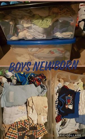 newborn boys huge bundle