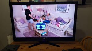 "42"" Inch JVC Plasma HD TV p with Digital Freeview Tuner"