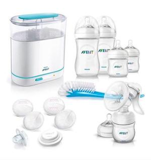 BRAND NEW PHILIPS AVENT ESSENTIAL NATURAL STARTER SET BOXED