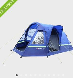 Berghaus Air 4 tent with foot print and carpet. £280 Ono.