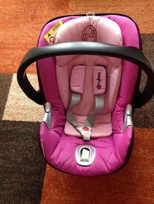 CYBEX ATON Q BABY CAR SEAT/Carrier suitable from birth