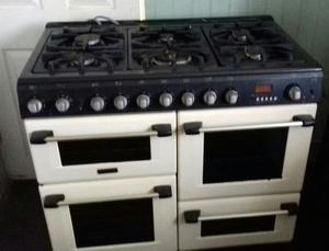 Cannon Range Cooker Cream Canon Range Swindon Posot Class