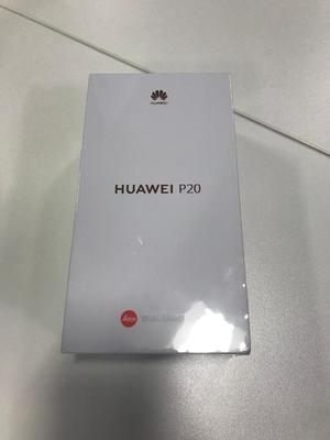 HUAWEI P20 Brand new sealed unlocked 128g Midnight Blue