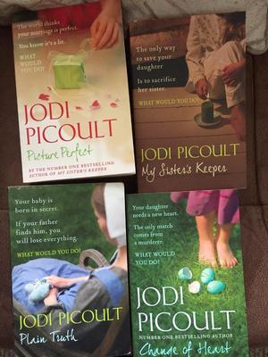 Jodi picoult books 4 in total