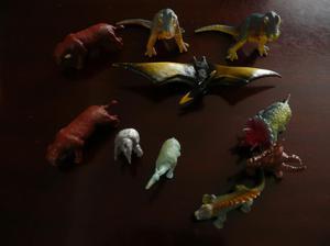 Mixed Box of Dinosaurs