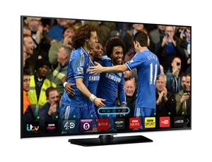 "Samsung 40"" Smart wifi tv LED p Full HD freeview."