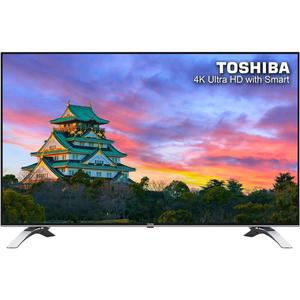 Toshiba 55UDB 55 Inch LED Smart TV 4K Ultra HD Freeview 4 HDMI
