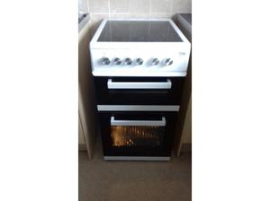 Beko ceramic electric cooker -Collection only in Stanley