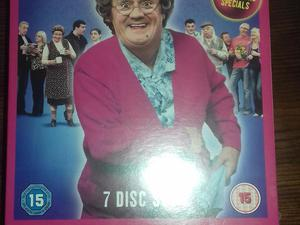 REDUCED FOR QUICK SALE_ Brand New Mrs Browns Boys Box Set