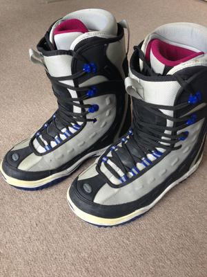 Snowboard Boots size UK 11, US 12, Eur 46 by RIDE.