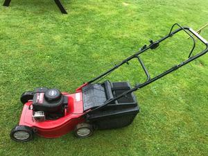 petrol rotary Lawnmower