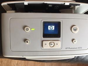 HP Photosmart A516 Photo Printer.