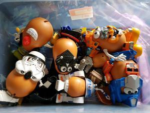Mr potato head collectables