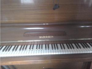 Upright Baderbein Piano in Swansea