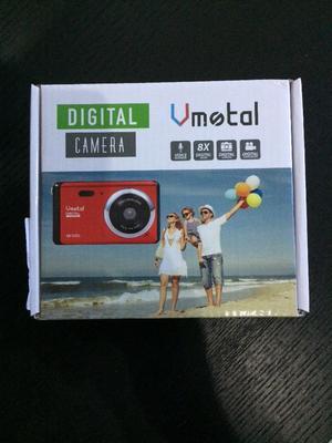 Vmstal 8mp digital camera, boxed, unopened