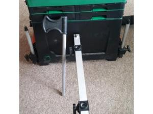 Boss btec seat box and trolley | Posot Class