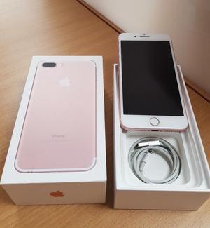 New Apple Iphone 7 Plus 128gb Rose Gold Posot Class 128 Gb Unlocked Warranty Till September