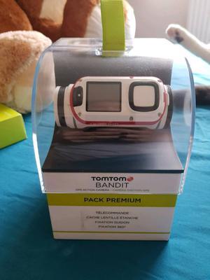 BRAND NEW Action camera TomTom Bandit Premium pack