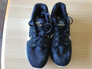 Brand new Nike black lunarglide 7 trainers size 4.5