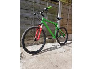 "GT Mountain Bike 20"" aluminium frame in Normanton"