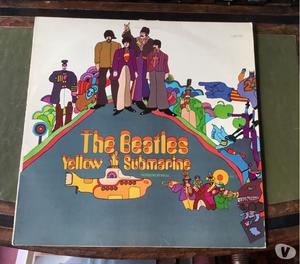 PCS  The Beatles a collection of oldies LP