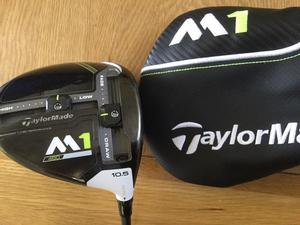 Taylormade M1 driver 10.5 fully adjustable ()