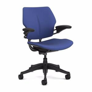8 - HUMANSCALE FREEDOM CHAIRS - TOP QUALITY - FULLY ADJUSTABLE - VG COND - BEST PRICE UK - 5YR GUAR