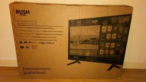 Bush 32 Inch HD LED Smart Tv Brand New