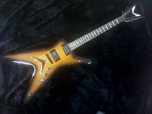 DEAN ML XTBZ Electric Guitar *** Flying V Upgrade