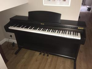 Kawai KDP90 digital piano in rosewood for sale. 4 months old